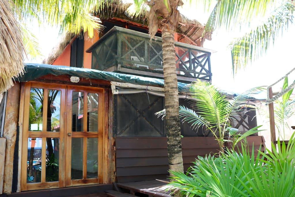 Casa Caribeña - Outside View