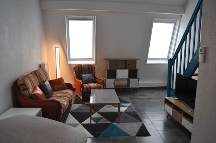 Aparment of 45 m² in city center of Orsay