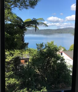 The Penthouse Studio at Lake Tarawera
