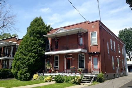 One charming bedroom - Longueuil