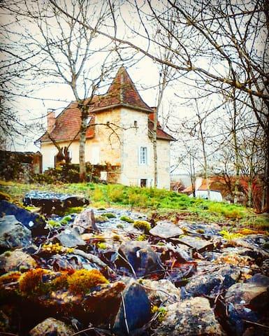 Maison avec piscine - Livernon - Dom