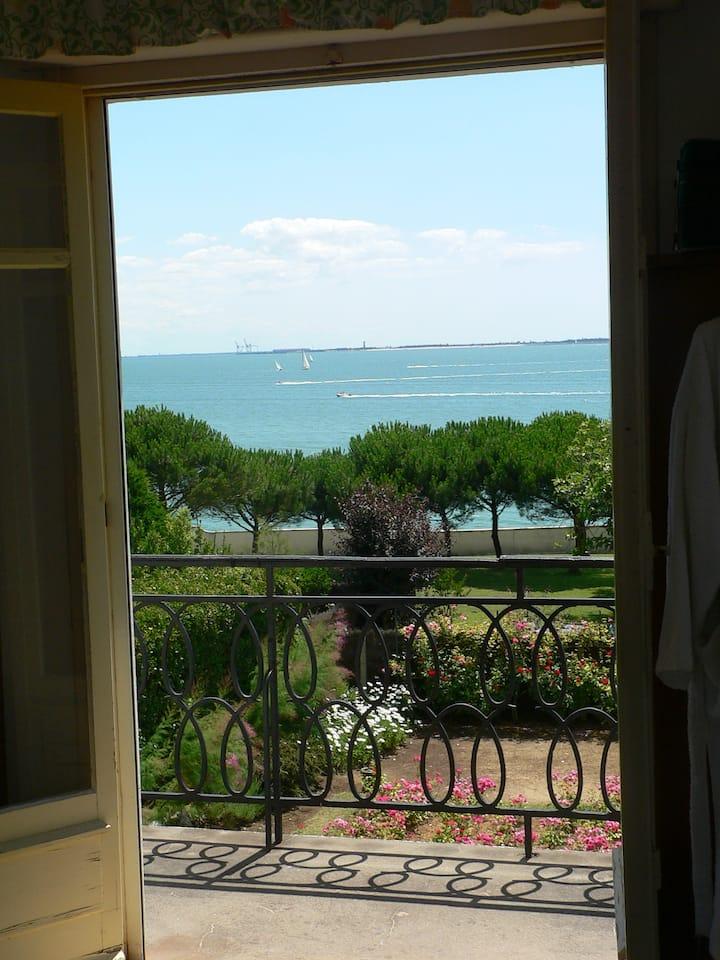 Royan villa exceptionnelle vue mer