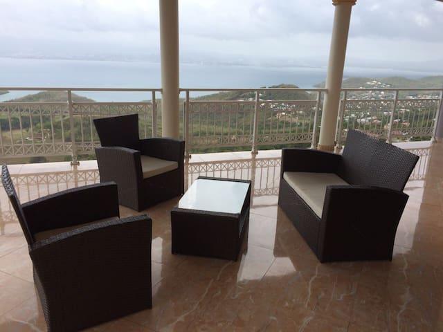 Grande villa avec vue sur mer - Les Anses-d'Arlet - Villa