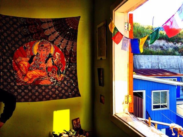 Habitación Privada Casa Patrimonial - Valparaíso - Ház