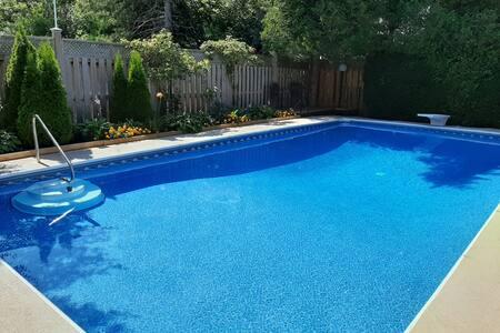 New Minas- Breakfast & Heated Pool - Seaglass room