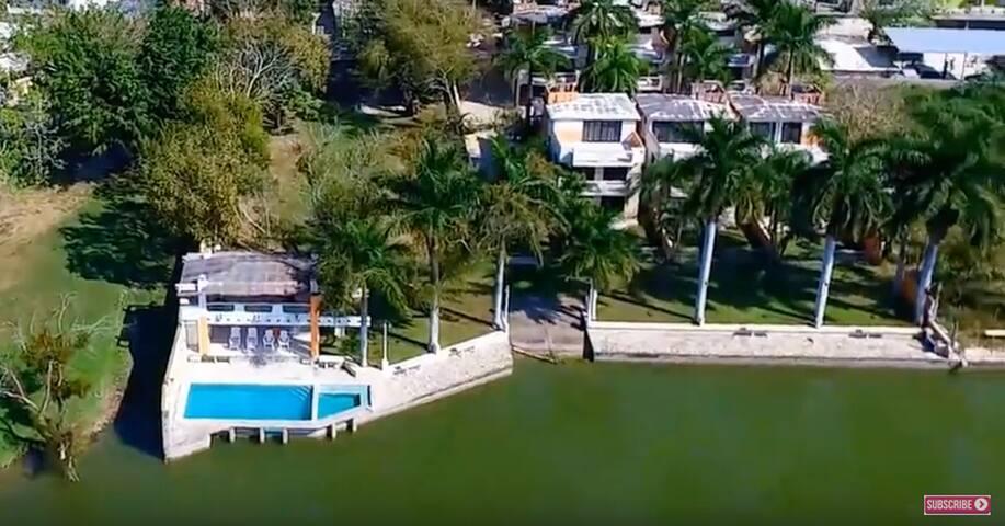 Villas Náutico Chairel C-6 Casa 5 Recamaras.