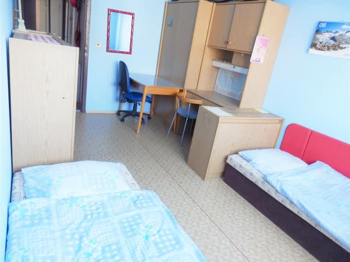 blue room Bratislava