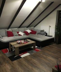 """Couch im Wohnzimmer """"nähe München"""" - Gilching"""