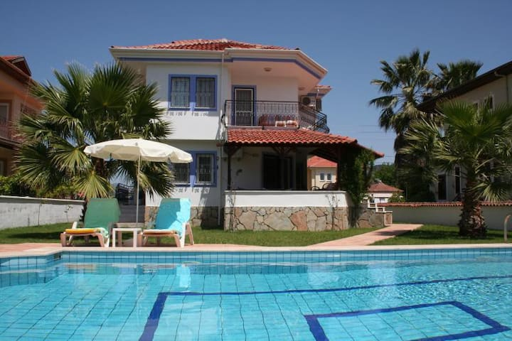 White House villa w/private pool - Dalyan Belediyesi - Rumah