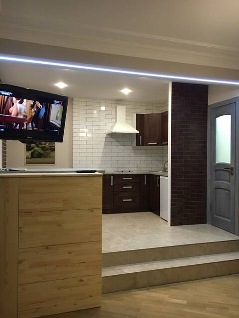 Apartment in the center of Minsk