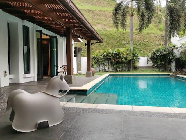 Damansara height with swimming pool