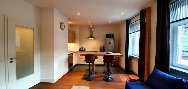 Comfortabel appartement in hartje Kyllburg.