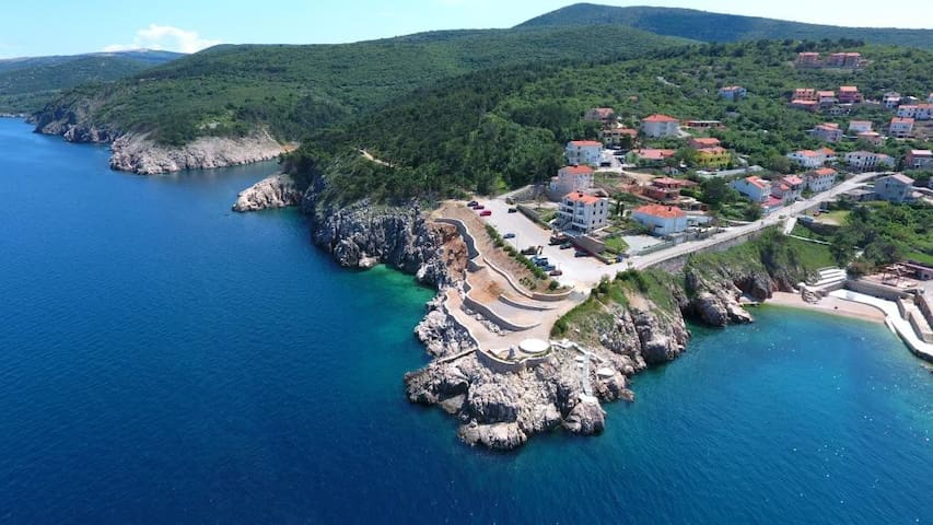 Danica 3  -  2+1 person - Vrbnik - Apartment