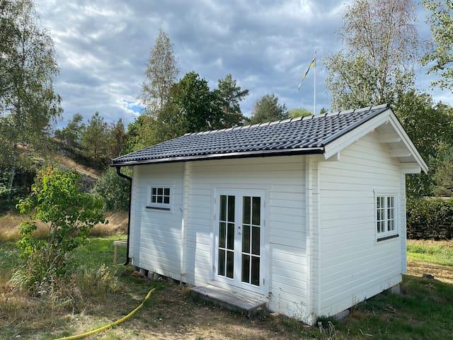 Loftahammar / Källvik House (Attefall 25 sqm)