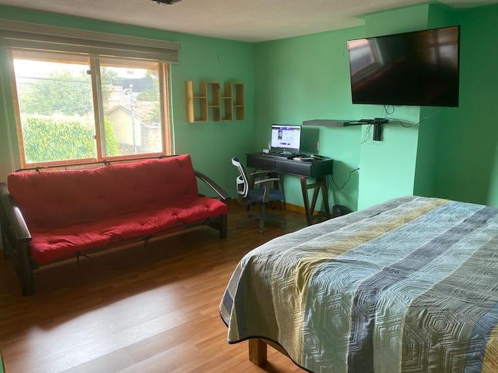 Habitación cerca de UVM Juriquilla