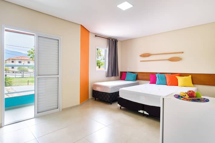 Room 8 - Triple Master - Green Haven Residence