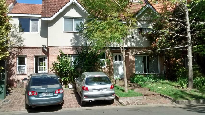 Mi casa en Buenos Aires ,Beccar