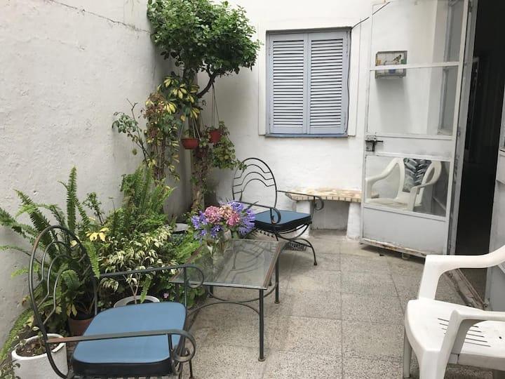 Habitación Privada para 2 o 3 personas