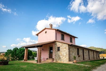 Apartment for 4 with pool near Perugia in Umbria - Perugia