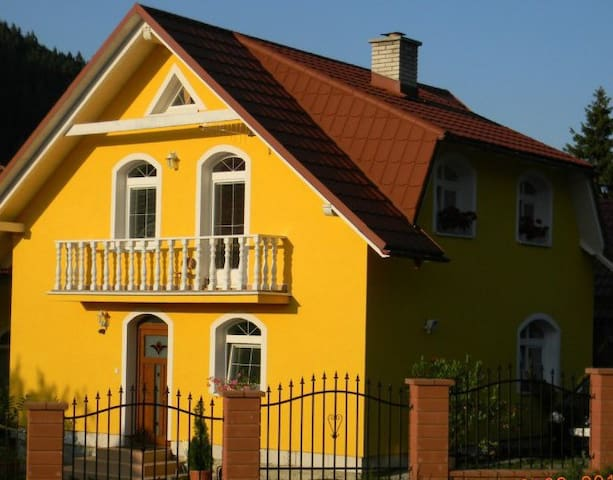 Pension Dominika - Oravský Biely Potok - Hospedaria
