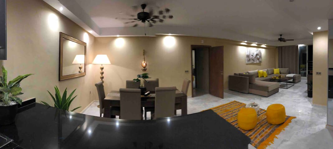 Appartement au coeur de Marrakech