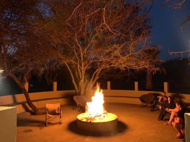 Unwind in the African Bushveld