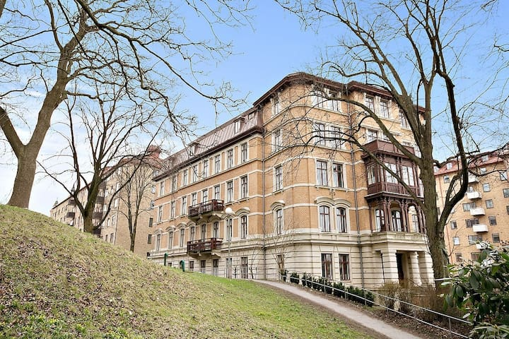 Cosy apartment in the heart of Gothenburg - Gothenburg - Byt