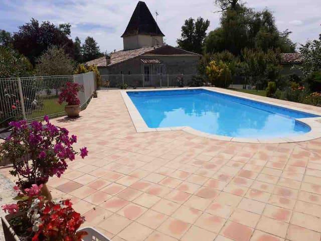 Gîte de charme proche Dordogne