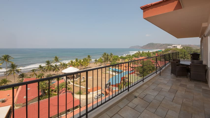 Vista Mar 5 Beds Penthouse Luxury JACO Beach Cocal