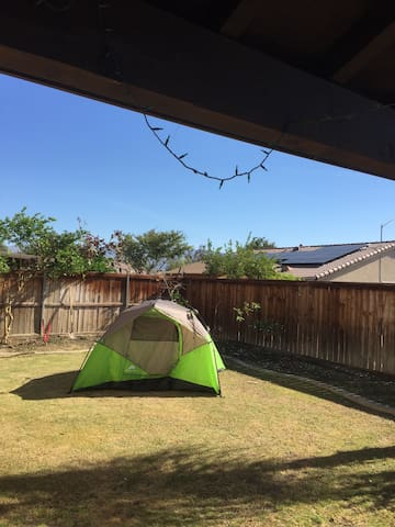 Backyard camping, Coachella - 科切拉(Coachella)