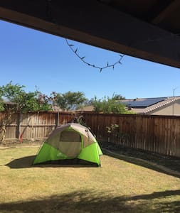 Backyard camping, Coachella - 科切拉(Coachella) - 獨棟