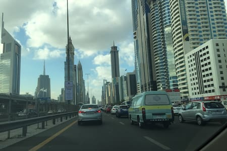 Between fahidi & burjman metro - Apartmen