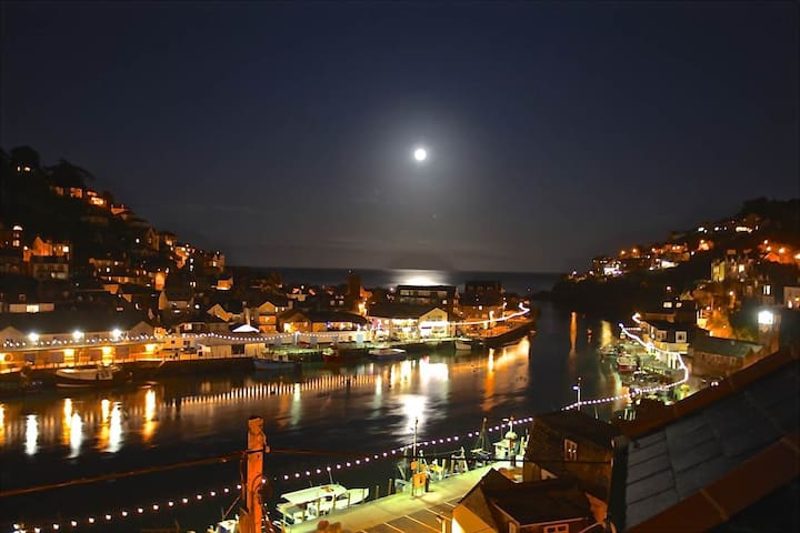 Polmear, 2 Harbour View, North Rd, West Looe - Looe - Appartement