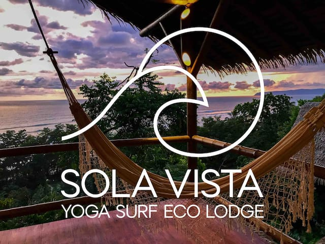SOLA VISTA - CASA OLA  360° Ocean & Jungle View!