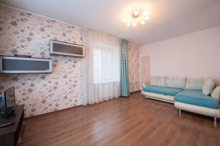 1-комнатная квартира в Центре города - Krasnoyarsk
