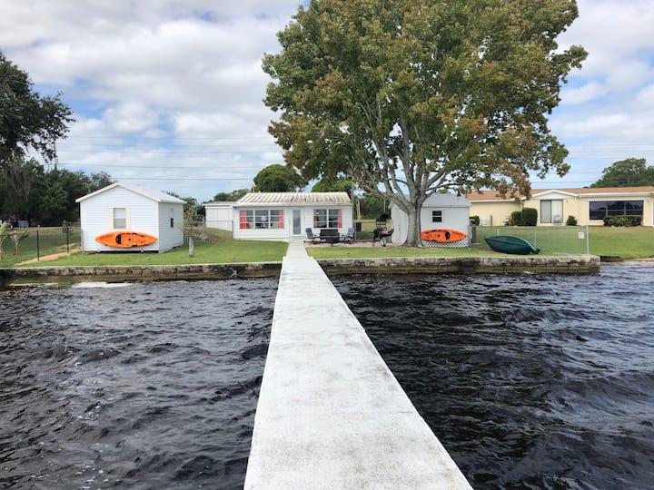 Lake Sebring Cottage - Canoe & Kayaks Included
