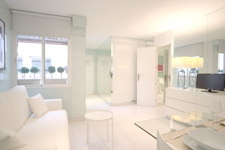 Renovated apartment in the center GRAN VIA SB5