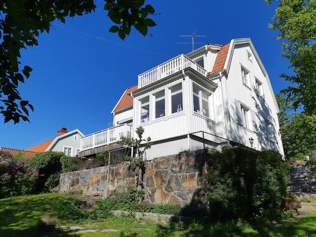 Charming house close to Stockholm.