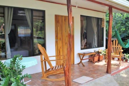 Cabina Deluxe Casa Miriam - Drake Bay - 公寓