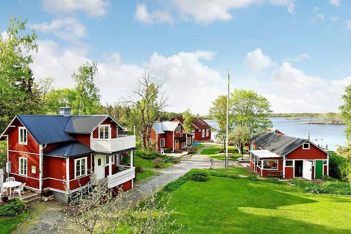 Genuine seaview house in Sthlm archipelago