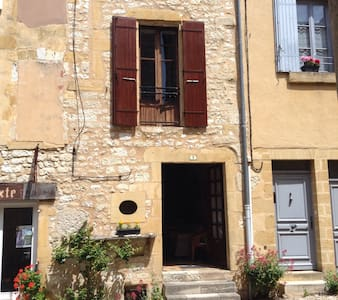 Chez Laraine - Restored old French village house - Monpazier