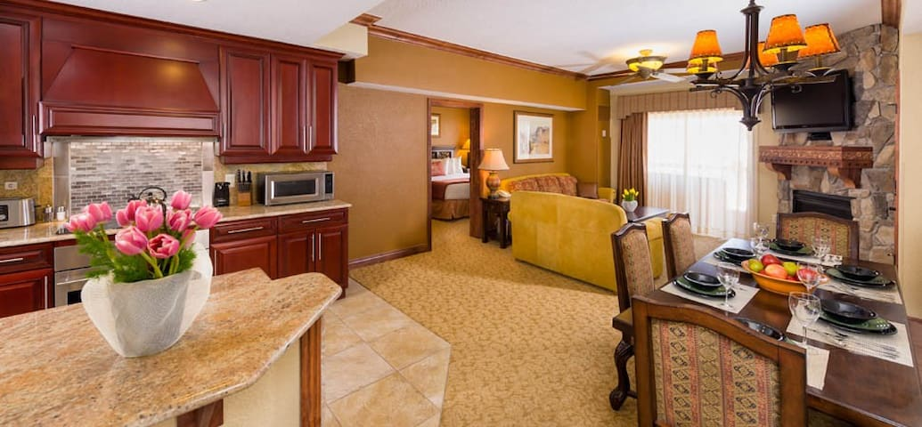 Luxury Ski-in / Out 2 bed, 2 bath Westgate Villa - Park City - Villa