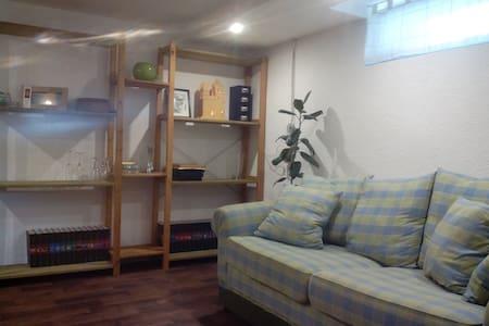 Gemütliche Wohnung im Souterrain - Lotte - Wohnung