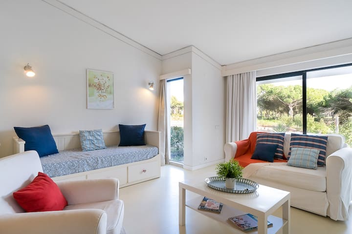 Quinta do Lago Mezzanine Apartment (S02) NEW!! - Almancil - Departamento