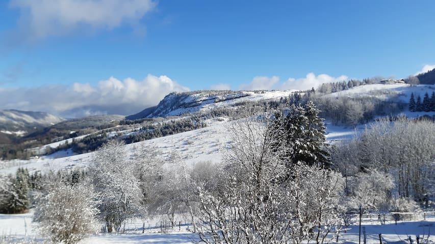Coeur de Village du Haut-Jura