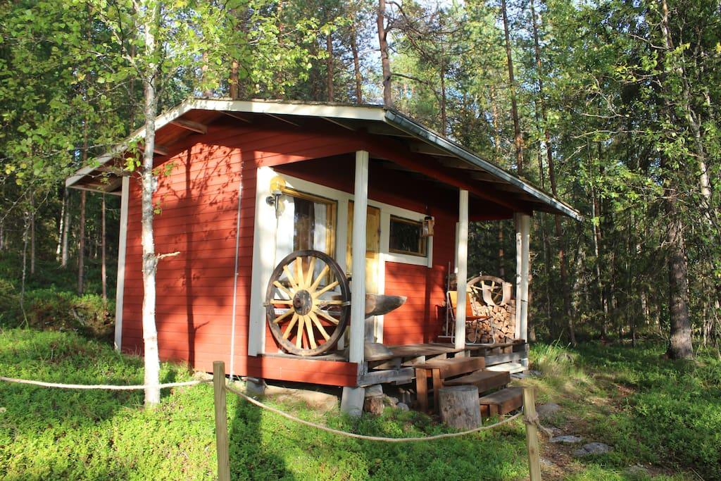 Sauna huts