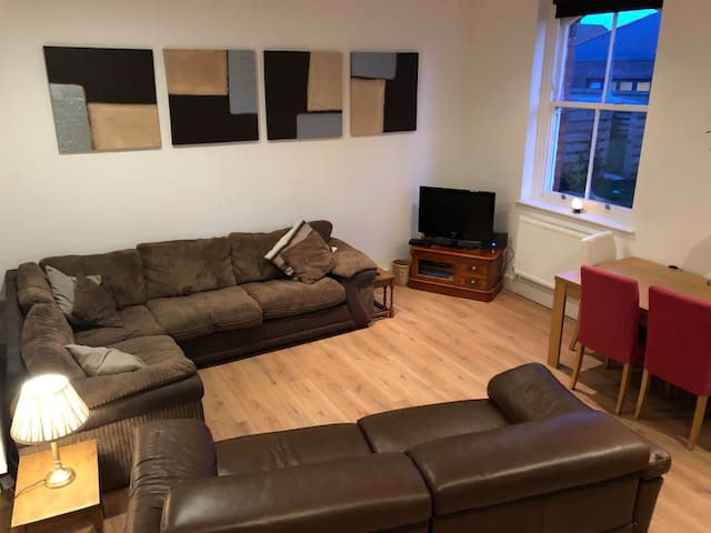 Lovely apartment close to Aintree Anfield Everton