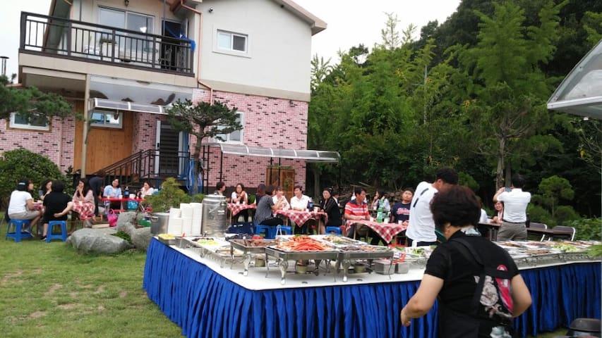 우록 e-하우스 - Gachang-myeon, Dalseong-gun - Hus