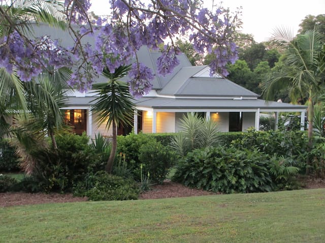 A Stunning Byron Bay Home - Ewingsdale - Huis
