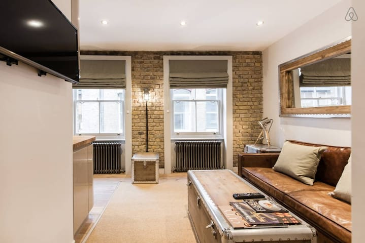 Self Contained Modern Luxury Pad nr St Pauls/City